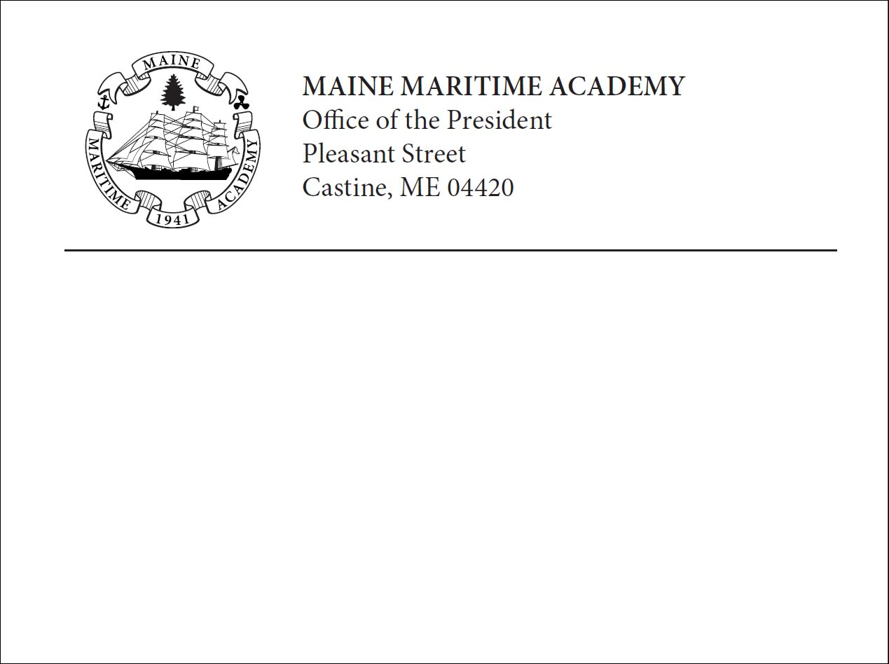 3by4MailingLabels Seal BW President